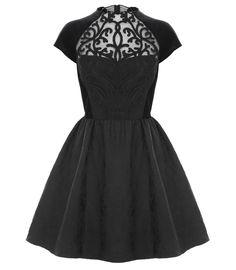 Coast Arletta full-skirted dress (£175)