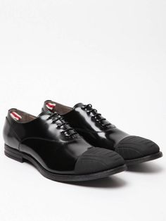 852c87188299 rubber capped-toed brogues by Alexander McQueen are a unique take on the  classic dress