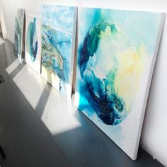 #TOAFtakeover: Victoria Young-Jamieson – Canvas: a blog by Saatchi Art