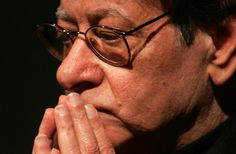 """Palestinian Mahmoud Darwish was born in al-Birwa in Galilee, a village that was occupied and later razed by the Israeli army. Because they had missed the official Israeli census, Darwish and his family were considered """"internal refugees"""" or """"present-absent aliens."""" Darwish lived for many years in exile in Beirut and Paris. He is the author of over 30 books of poetry and eight books of prose, and earned the Lannan Cultural Freedom Prize from the Lannan Foundation, the Lenin Peace Prize, and…"""