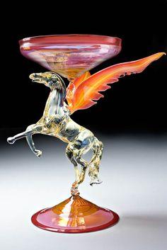 r jason howard glass | ... работы из стекла художника R. JASON HOWARD