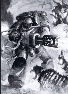 22 Best Warhams Images Space Marine Warhammer 40k Art Fantasy Art