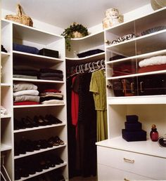 Storage & Closets Photos Odd Shape Design, Pictures, Remodel, Decor and Ideas - page 9  corner hanging