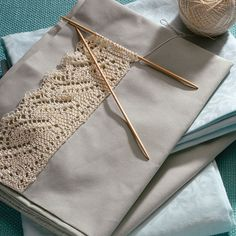 lace edging knitted