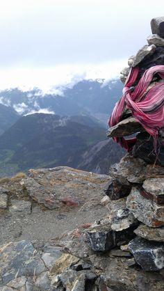 Col du lin > Pierre Avoi, Valais, randonnée. Vue du sommet