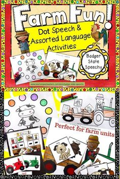 Speech, language and