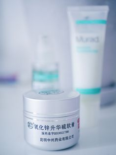 My products for rosacea