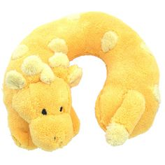 Giraffe Travel Buddy Neck Pillow