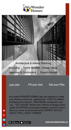 Starting From Free Planing Architectural U0026 Interiors. Providing Contractors  Near You. Get House Ideas