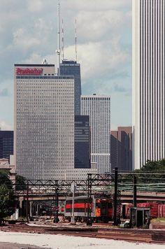 Railroads, Chicago-style