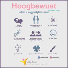 123 vind-ik-leuks, 5 reacties - Maaike Kruijsen   HSPcoach (@hspcoach) op Instagram: 'Hoogbewust: leef met je hooggevoeligheid in balans. #hsp #hooggevoelig #hoogsensitief #hoogbewust…'