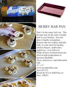 Bean Pot Recipes with Gwen Helmka: Bunny Cinnamon Rolls