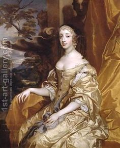 Henrietta Anne Duchess of Orleans by Sir Peter Lely