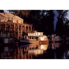 Paddle Steamers at Echuca Wharf on the Murray River 1000 piece Jigsaw by John Temple Australian Road Trip, Murray River, Steamboats, Steamers, Watercolours, Paddle, Melbourne, Temple, Beautiful Places