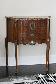 Antique 19th. Century Louis XVI - Style Commode in Antiques, Furniture, Cabinets & Cupboards, 1900-1950 | eBay