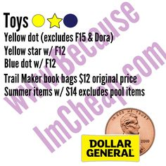 You can find unbelievable deals penny shopping at Dollar General. Brand new items for only one penny!