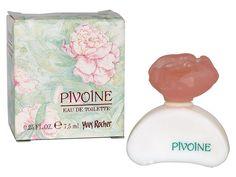 Yves Rocher -  Pivoine - Eau de toilette 7,5 ml