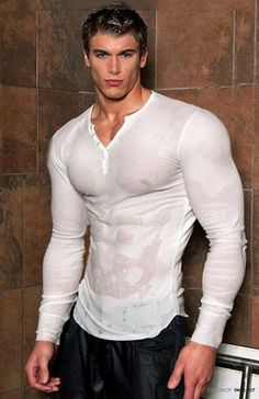 Hes beautiful .. Who is he? Tall, handsome and strong looking man ! An official Alpha http://becomingalphamale.com/maximum-result-hgh-complex-lose-weight-only-must-see-review