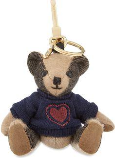 Oso de peluche colgante para tel/éfono m/óvil de adorno para el bolso London souvenir piel de oso
