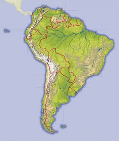 South America From Fact Monster