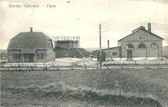 Fanø - Nordby Gasværk 1908