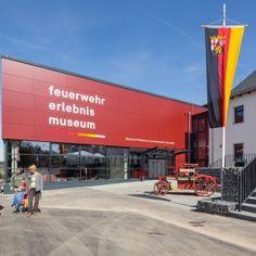 feuerwehr erlebnis museumRheinland-Pfälzisches Feuerwehrmuseum in Hermeskeil