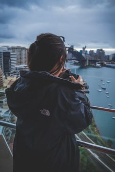 The North Face 'Momentum' TriClimate® Jacket Cyberpunk, North Face Outfits, Sydney City, Stylish Girl Pic, Girl Photography Poses, Urban Photography, Girls Dpz, North Face Jacket, North Face Hyvent Jacket