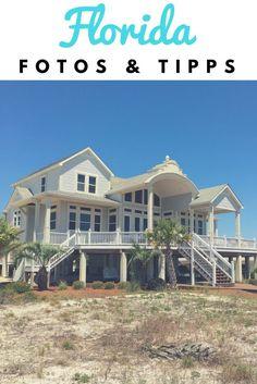 Planst du gerade deinen Urlaub in Florida, USA? In meinem Reiseblog findest du Inspiration, Tipps und viele Fotos - zu Reisezielen wie den Florida Keys, Sanibel, Sarasota und Panama City Beach