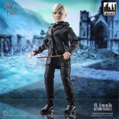 Harry Potter 8 Inch Action Figures Series 1: Draco Malfoy