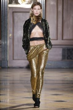 Sophie Theallet Fall 2016 Ready-to-Wear Collection Photos - Vogue Runway Fashion, High Fashion, Fashion Show, Sophie Theallet, David Bowie Tribute, Fall 2016, Ready To Wear, Autumn Fashion, Fall Winter