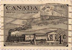 Canada Railways, 1851-1951