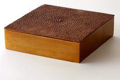 Square Bronze Box Welcome to Altfield
