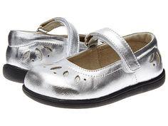 See Kai Run Kids Kalia (Infant/Toddler) Silver - Zappos.com Free Shipping BOTH Ways