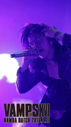 #VAMPS #HYDE #VAMPSLIVE2016 #NambaHatch [BEAUTY & THE BEAST day / July 21]