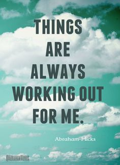 Yes they are .... Abraham Hicks More