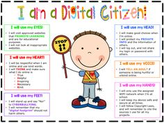 Digital Citizenship for Elementary