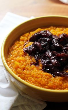 Root vegetables are the nutritional powerhouses of fall and winter harvests, and they make for a velvety sweet and savory side dish in this root vegetable mash with wine-braised shallots.