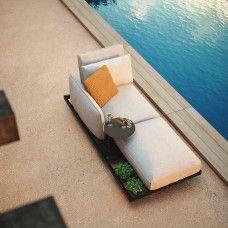 Kissenset Kategorie B Royal Botania, Villa, Schmidt, Outdoor Furniture, Outdoor Decor, Aluminium, Sun Lounger, Home Decor, Fabric Patterns