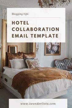 Hotel Collaboration Email Template: How to Get FREE Hotel Stays - Hotel Collaboration Email Template: How to Get FREE Hotel Stays - - Magazine Design, Graphic Design Magazine, Social Media Influencer, Influencer Marketing, Best Email Marketing, Design Bauhaus, Free Hotel, Identity, Editorial Design