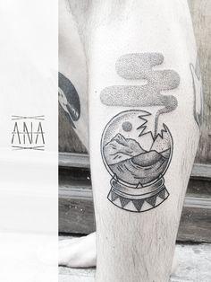 tattoo by ANA - berlin - toe-loop tattoo shop