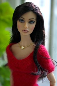 "OOAK Fashion Royalty 12"" Poppy Parker Repaint by Hyangie‏ The Best Yet"