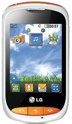 Tecnología - LG T310 – Móvil libre (pantalla táctil de 2,8″ 240 x 320, cámara 2 MP, 20 MB de capacidad) color blanco -  http://tienda.casuarios.com/lg-t310-movil-libre-pantalla-tactil-de-28-240-x-320-camara-2-mp-20-mb-de-capacidad-color-blanco-importado-de-alemania/