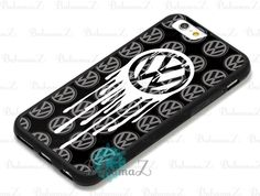 Vw Volkswagen Bloody Logo iPhone 6 Case