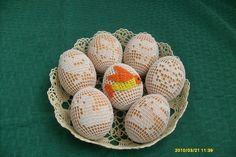 Crochet Dolls, Handmade Accessories, Easter Eggs, Blog, Decorating, Decor, Decoration, Blogging, Decorations