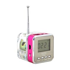 Tera Mini enceinte cube mp3 /Mini Haut-parleur usb/enceinte jack 3.5 +Radio FM +écran LCD+slot de Carte TF/Micro SD pour PC portable, tablette, voiture, auto, MP3 MP4 iPod, iphone, iPad, Samsung Galaxy, Sony, Nokia etc. Rose NiZHi http://www.amazon.fr/dp/B00JUI7QRI/ref=cm_sw_r_pi_dp_rXsFwb0EJRKA4