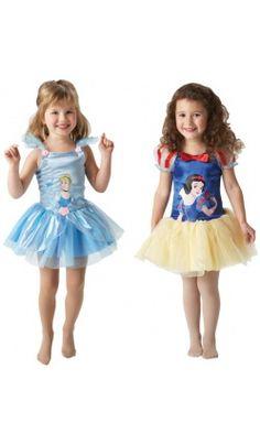 Déguisements Ballerines Blanche Neige™ & Cendrillon™ - Disney™