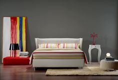New FORCE P storage bed with a touch of classic soft design <3  http://www.oggioni.it/
