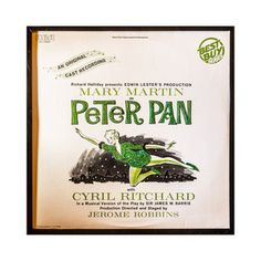 Peter Pan, $84, now featured on Fab.