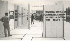 Il Tempo Organizzato - XIII Triennale Milano - Samonà, Marciallis e altri