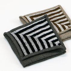 """""""Melange"""" towel handkerchief"""